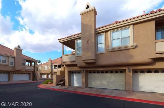 5125 Reno #2098, Las Vegas, NV 89118 (MLS #2166560) :: Signature Real Estate Group