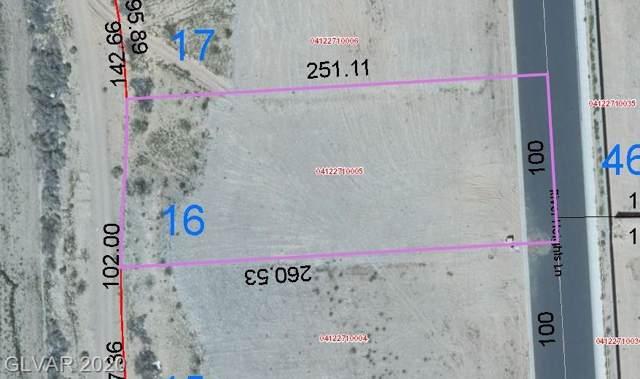 3965 River Heights Lane, Logandale, NV 89021 (MLS #2166563) :: The Lindstrom Group