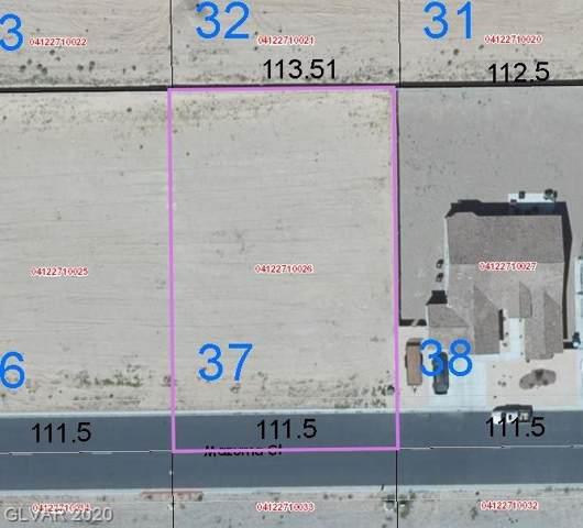 1566 Mazuma Court, Logandale, NV 89021 (MLS #2166590) :: Jeffrey Sabel