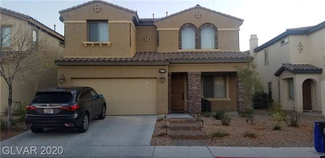 269 Via Franciosa Dr, Henderson, NV 89011 (MLS #2166621) :: Performance Realty