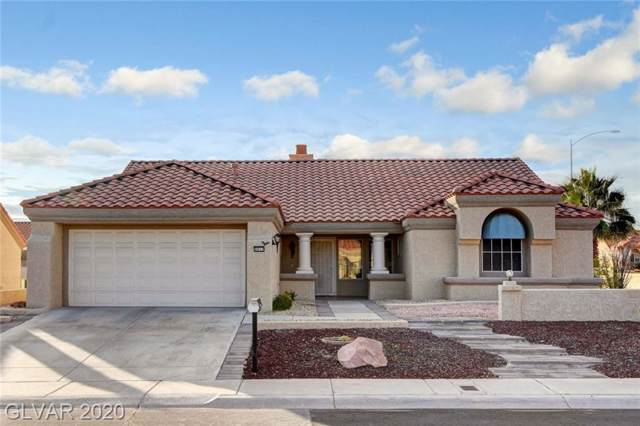 9017 Villa Ridge, Las Vegas, NV 89134 (MLS #2166654) :: Signature Real Estate Group