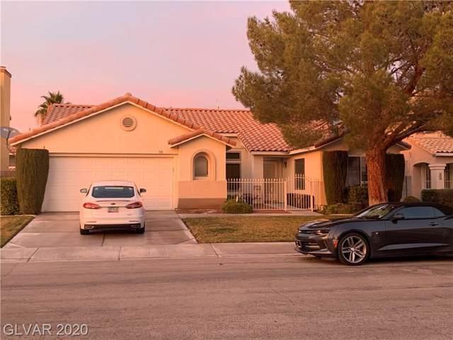 318 Barletta, Las Vegas, NV 89123 (MLS #2166662) :: Performance Realty