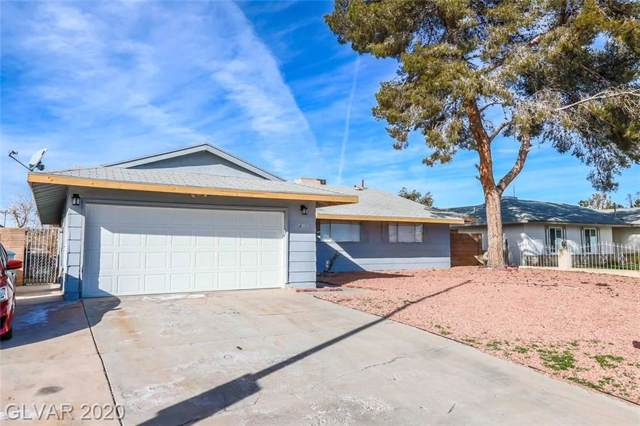 5415 Tamarus, Las Vegas, NV 89119 (MLS #2166664) :: Performance Realty