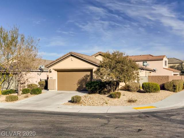 2724 Rue Marquette, Henderson, NV 89044 (MLS #2166671) :: Performance Realty