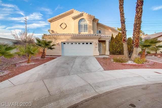 8132 Villa Finestra, Las Vegas, NV 89128 (MLS #2166673) :: Trish Nash Team