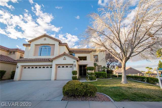 2000 Trailside Village, Henderson, NV 89012 (MLS #2166694) :: Signature Real Estate Group