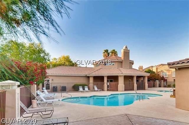 5125 Reno #1048, Las Vegas, NV 89118 (MLS #2166695) :: Signature Real Estate Group