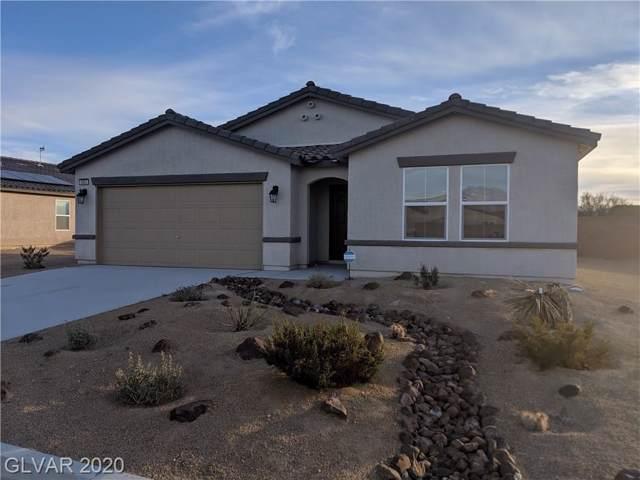 3883 E Garfield, Pahrump, NV 89061 (MLS #2166717) :: Signature Real Estate Group