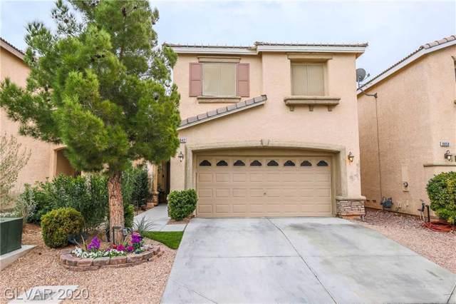 9042 Grenache, Las Vegas, NV 89148 (MLS #2166722) :: Signature Real Estate Group