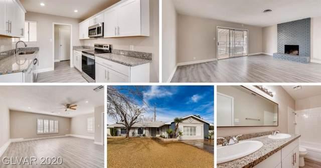 4040 Hazelcrest, Las Vegas, NV 89121 (MLS #2166726) :: Signature Real Estate Group