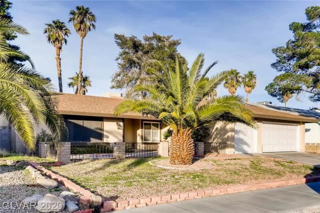 1724 E Hacienda, Las Vegas, NV 89119 (MLS #2166733) :: Signature Real Estate Group