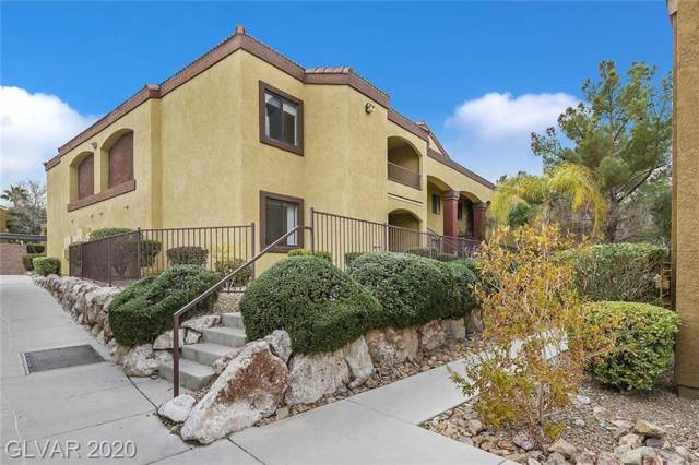 950 Seven Hills #1311, Henderson, NV 89052 (MLS #2166749) :: Signature Real Estate Group