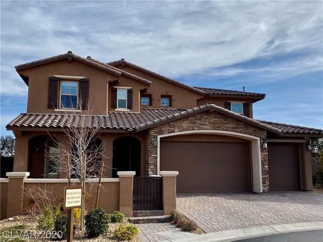 12207 Lost Treasure, Las Vegas, NV 89138 (MLS #2166751) :: Billy OKeefe | Berkshire Hathaway HomeServices