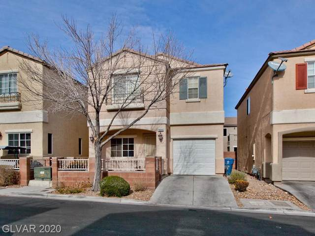 9930 Mustang Creek, Las Vegas, NV 89148 (MLS #2166762) :: Signature Real Estate Group