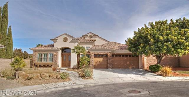 1484 Romanesca, Henderson, NV 89052 (MLS #2166774) :: Signature Real Estate Group