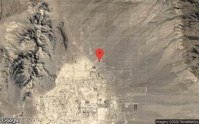 6560 N Bagdad, Pahrump, NV 89060 (MLS #2166777) :: The Lindstrom Group