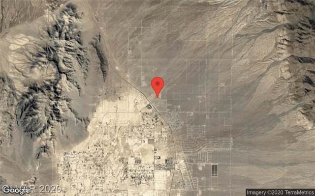 6560 N Bagdad, Pahrump, NV 89060 (MLS #2166777) :: Jeffrey Sabel