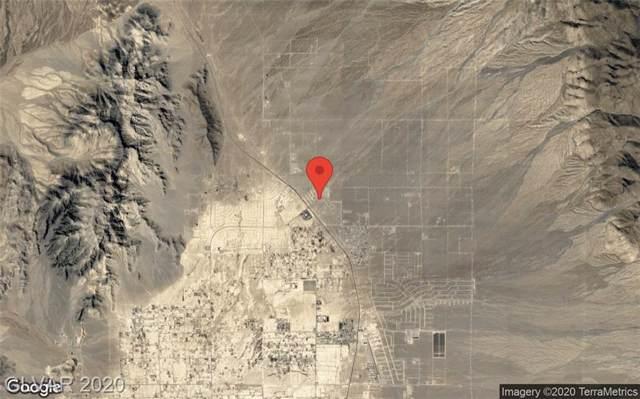 6560 N Pathway, Pahrump, NV 89060 (MLS #2166778) :: Jeffrey Sabel