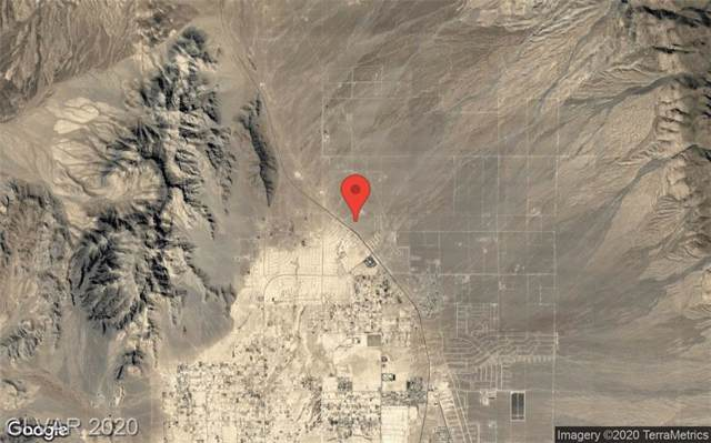 440 W Peachtree, Pahrump, NV 89060 (MLS #2166785) :: The Mark Wiley Group | Keller Williams Realty SW