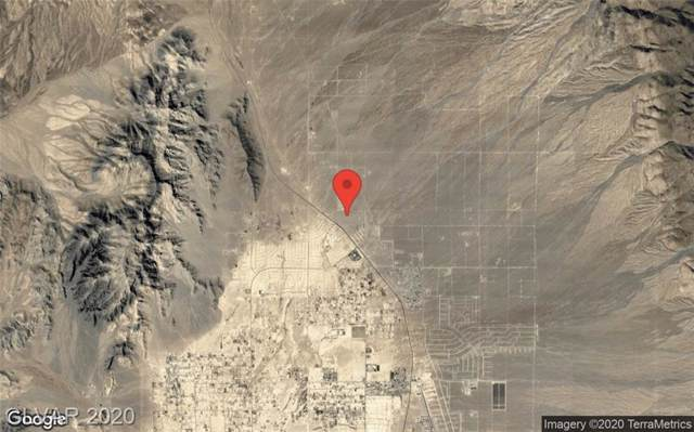 330 W Peachtree, Pahrump, NV 89060 (MLS #2166787) :: Signature Real Estate Group