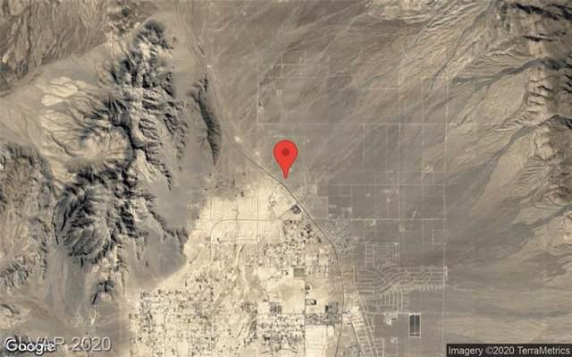 411 W Peachtree, Pahrump, NV 89060 (MLS #2166788) :: Helen Riley Group | Simply Vegas