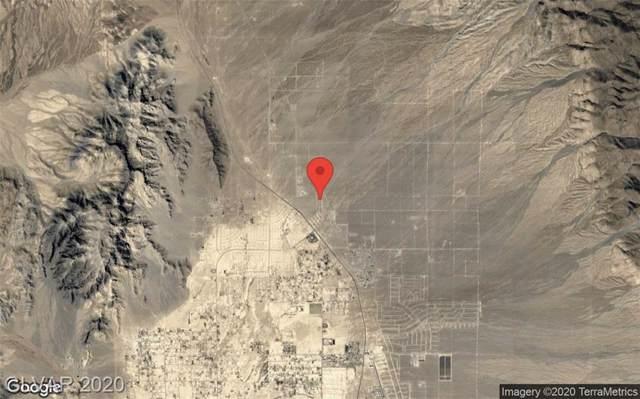 6941 N Catamarca, Pahrump, NV 89060 (MLS #2166793) :: Jeffrey Sabel