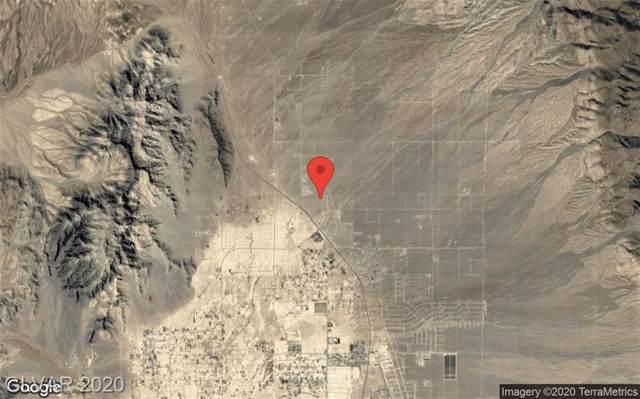 6920 N Pathway, Pahrump, NV 89060 (MLS #2166796) :: The Mark Wiley Group | Keller Williams Realty SW