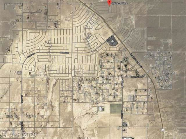 6881 N Azul, Pahrump, NV 89060 (MLS #2166798) :: The Mark Wiley Group | Keller Williams Realty SW