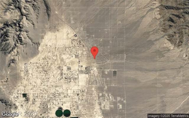 4700 N Horizon, Pahrump, NV 89060 (MLS #2166812) :: The Lindstrom Group