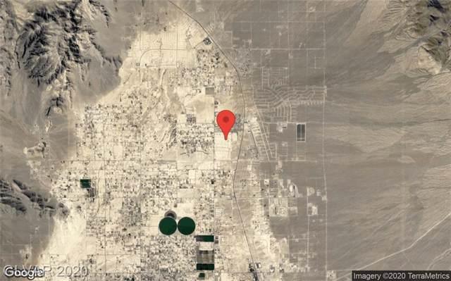 3551 N Pecos, Pahrump, NV 89060 (MLS #2166827) :: The Mark Wiley Group | Keller Williams Realty SW