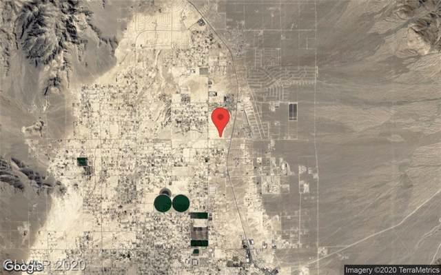 3040 N Chuckwalla, Pahrump, NV 89060 (MLS #2166828) :: The Mark Wiley Group | Keller Williams Realty SW