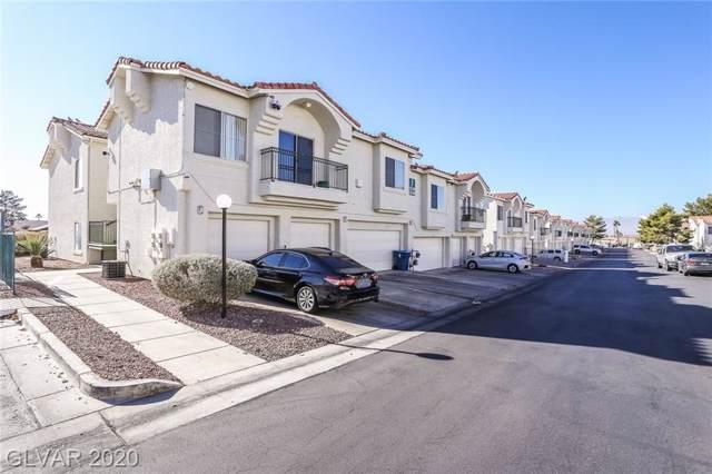 6201 E Lake Mead #237, Las Vegas, NV 89156 (MLS #2166849) :: Signature Real Estate Group