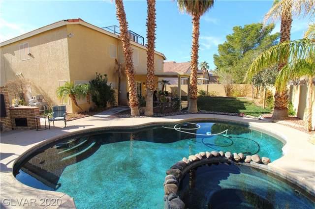1026 Aspen Valley, Henderson, NV 89123 (MLS #2166854) :: Signature Real Estate Group