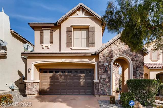 112 Lions Den, North Las Vegas, NV 89031 (MLS #2166877) :: Billy OKeefe | Berkshire Hathaway HomeServices