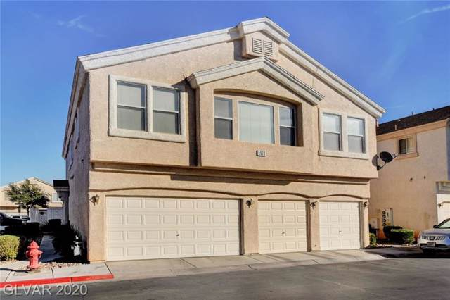 5920 Trickling Descent #103, Henderson, NV 89011 (MLS #2166897) :: Billy OKeefe | Berkshire Hathaway HomeServices
