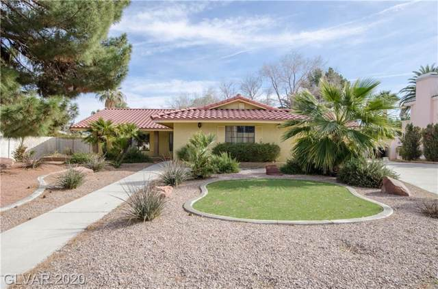 3009 La Mesa Drive, Henderson, NV 89014 (MLS #2166919) :: Helen Riley Group | Simply Vegas