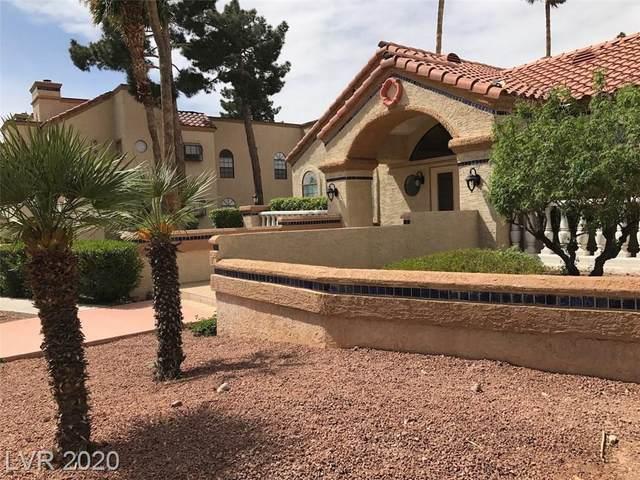 2971 Juniper Hills Boulevard #103, Las Vegas, NV 89142 (MLS #2166923) :: The Shear Team