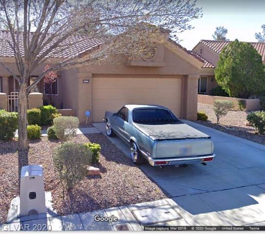 2732 Showcase, Las Vegas, NV 89134 (MLS #2166925) :: Signature Real Estate Group