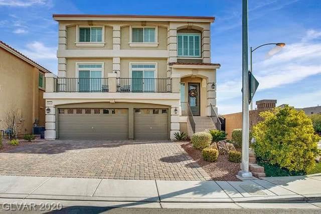 9686 Paraiso Springs, Las Vegas, NV 89139 (MLS #2166940) :: Trish Nash Team