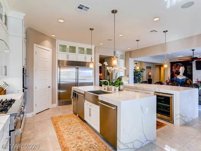 18 Eagle Knoll, Las Vegas, NV 89141 (MLS #2166965) :: Billy OKeefe | Berkshire Hathaway HomeServices
