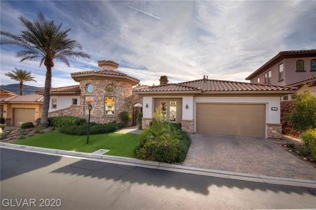 21 Avenida Sorrento, Henderson, NV 89011 (MLS #2167008) :: Signature Real Estate Group