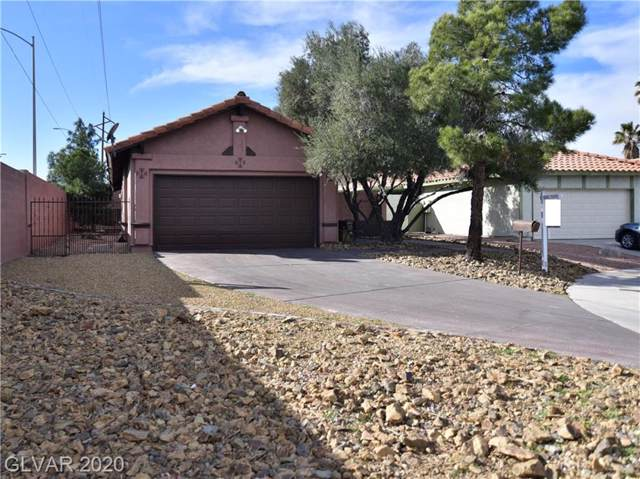 1068 Neil Armstrong, Las Vegas, NV 89145 (MLS #2167022) :: Signature Real Estate Group