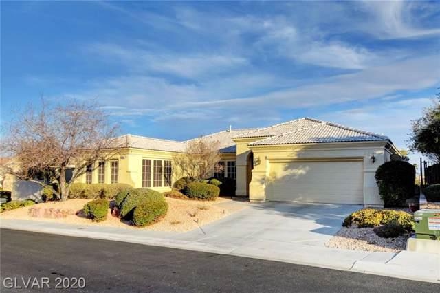 4826 Riva De Romanza, Las Vegas, NV 89135 (MLS #2167025) :: Signature Real Estate Group