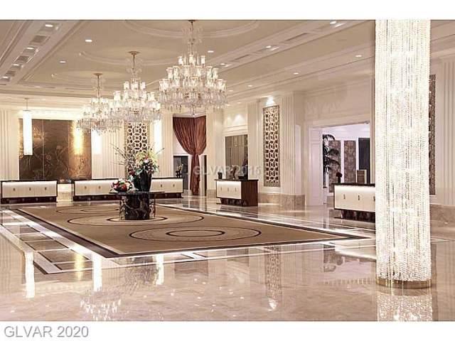 2000 Fashion Show #1822, Las Vegas, NV 89109 (MLS #2167053) :: Signature Real Estate Group
