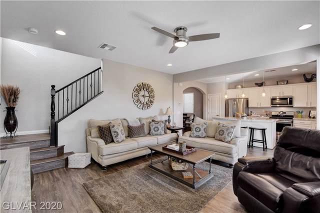 860 Bogey Fairway, Las Vegas, NV 89148 (MLS #2167062) :: Signature Real Estate Group