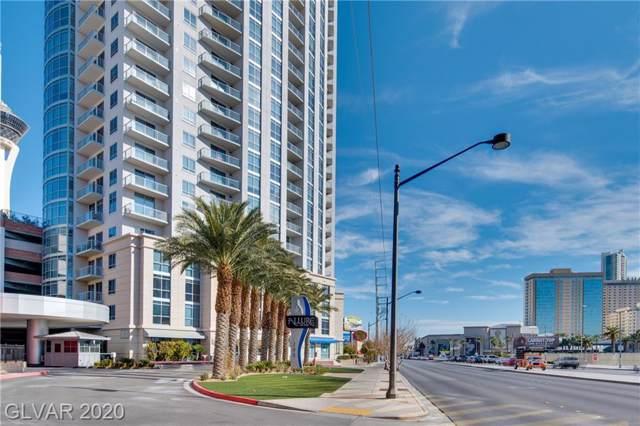 200 Sahara #2409, Las Vegas, NV 89102 (MLS #2167146) :: Hebert Group | Realty One Group