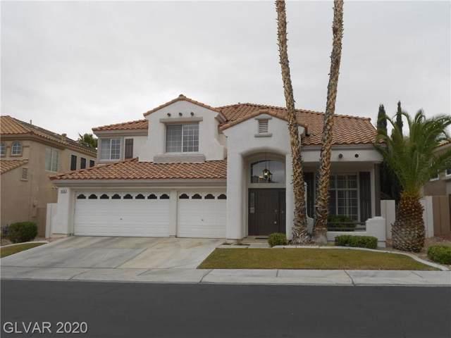 8605 Mirada Del Sol, Las Vegas, NV 89128 (MLS #2167150) :: Signature Real Estate Group