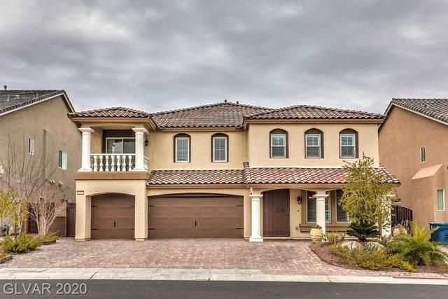 6444 Mount Eden, Las Vegas, NV 89139 (MLS #2167209) :: Signature Real Estate Group