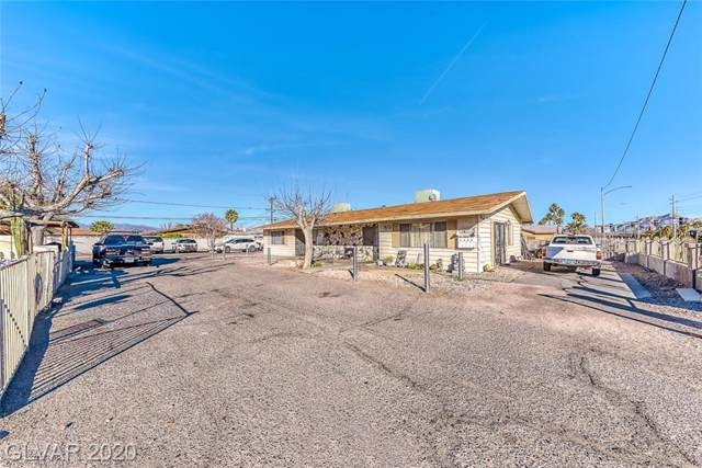 1612 Carey, North Las Vegas, NV 89030 (MLS #2167224) :: Hebert Group | Realty One Group