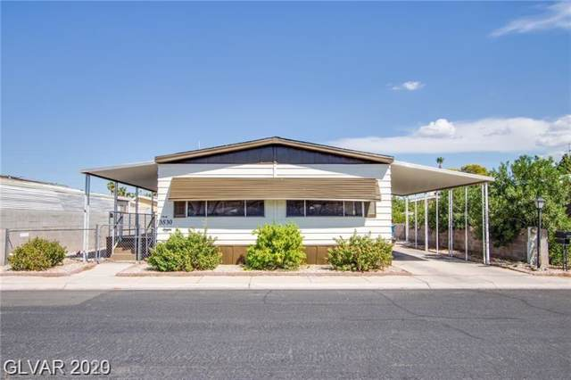 3530 Jewel Cave, Las Vegas, NV 89122 (MLS #2167227) :: Signature Real Estate Group